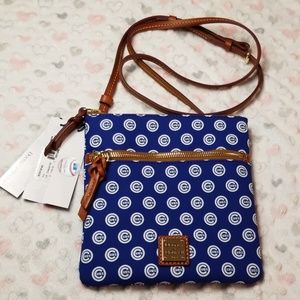 NWT Dooney and Bourke Chicago Cubs Crossbody